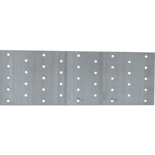 Simpson Strong-Tie 3-1/8 in. W. x 9 in. L. Galvanized Steel 20 Gauge Tie Plate