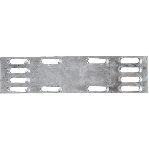 Simpson Strong-Tie 1 in. W x 4 in. L Galvanized Steel 20 Gauge Mending Plate