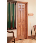 House of Fara 3/4 In. x 3/4 In. 8 Ft. Solid Red Oak Cove Molding Image 3