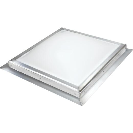 Kennedy Skylights 24 In. x 24 In. White Dome Insulated Skylight