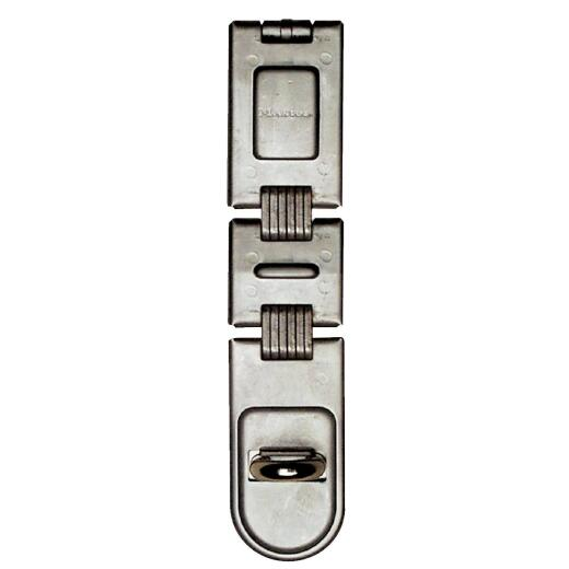 Master Lock High-Security Double Hinge Hasp