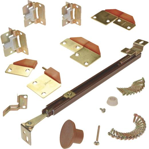 Johnson Hardware 100% Full Access Folding Door Hardware Set