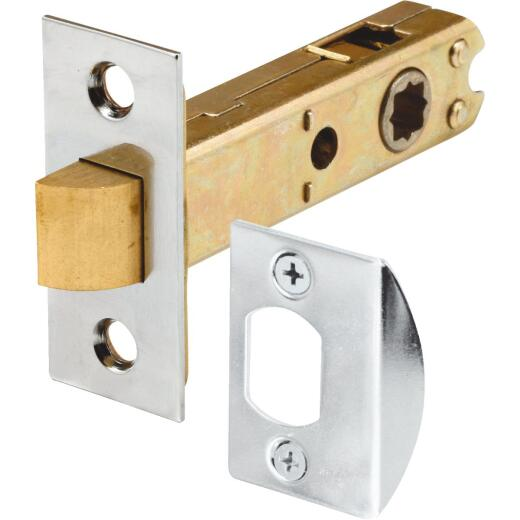 Defender Security Spring Loaded Passage Door Latch