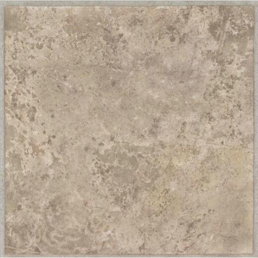 Armstrong Units Collection Ridgedale Sand 12 In. x 12 In. Vinyl Floor Tile (45 Sq. Ft./Box)