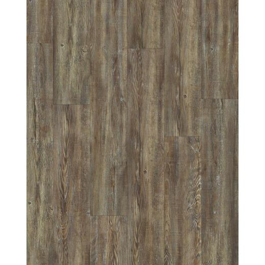 Array Prime Plank Tattered Barnboard 7 In. W x 48 In. L Vinyl Floor Plank (34.98 Sq Ft/Case)