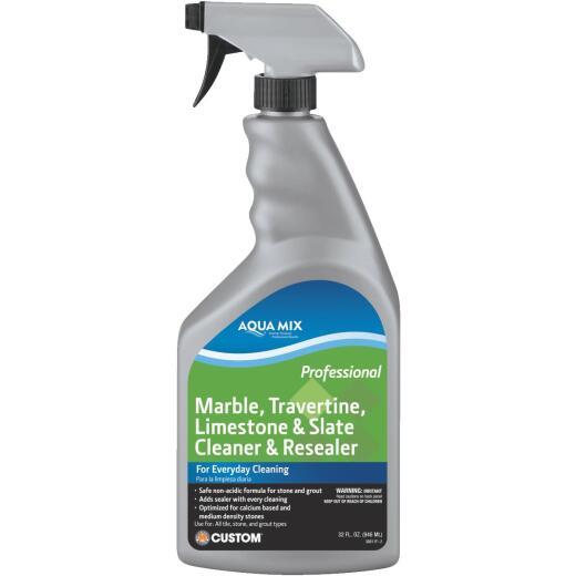 Aqua Mix 1 Qt. Marble Cleaner & Resealer