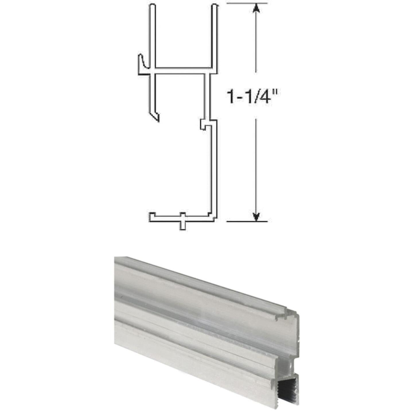 Prime-Line 1-1/4 In. x 72 In. Mill Triple Track Bottom Window Frame Image 1