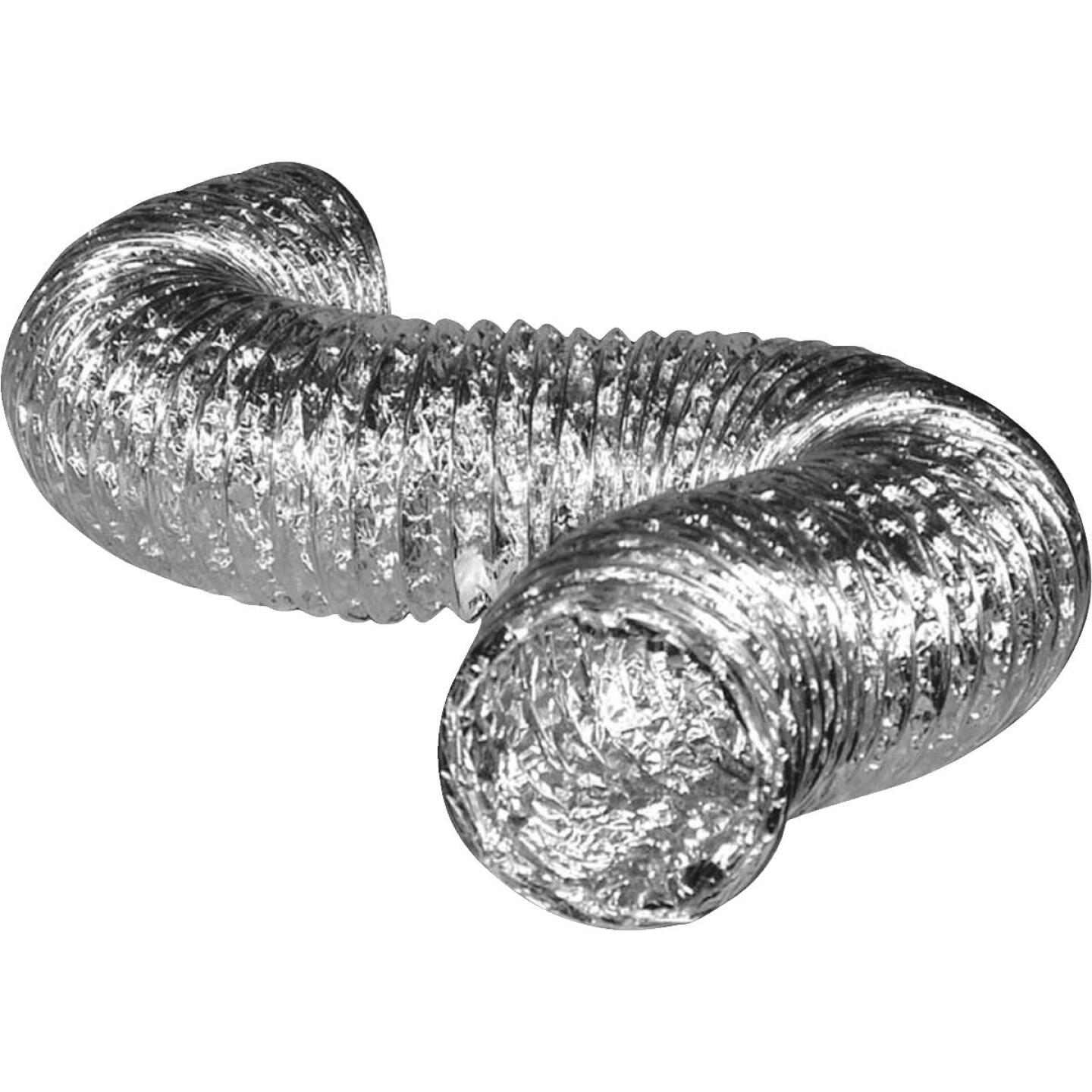 Dundas Jafine 6 In. Dia x 25 Ft. L UL 181 Listed Aluminum Foil Flexible Ducting Image 1