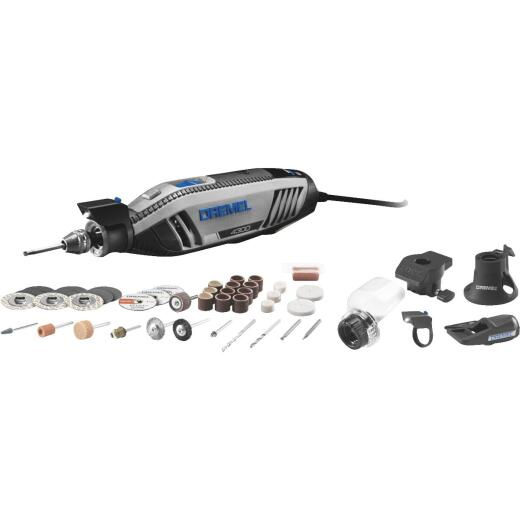 Dremel 4300 Series 120-Volt 1.8-Amp Variable Speed Electric Rotary Tool Kit