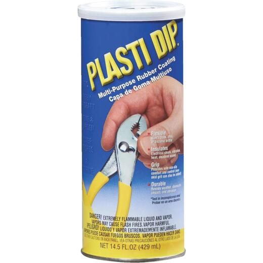 Plasti Dip 14.5 Oz. Yellow Rubber Tool Handle Coating
