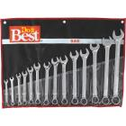 Do it Best Standard 12-Point Combination Wrench Set (14-Piece) Image 1