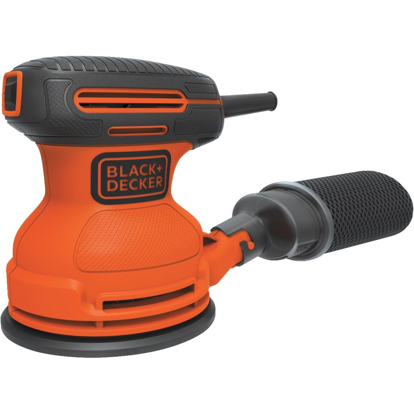 Black & Decker 5 In. 2.0A Random Orbit Finish Sander Image 3