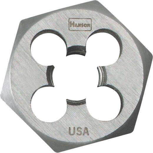 Irwin Hanson 4 mm - 0.70 Metric Hex Die