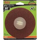 Gator 4-1/2 In. 80 Grit Fiber Disc (3-Pack) Image 1