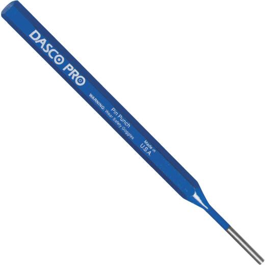 Dasco Pro 1/4 In. x 6 In Alloy Steel Pin Punch