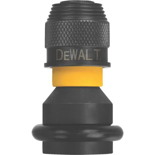 DeWalt 1/2 In. Square to 3 In. Hex Drive Adapter