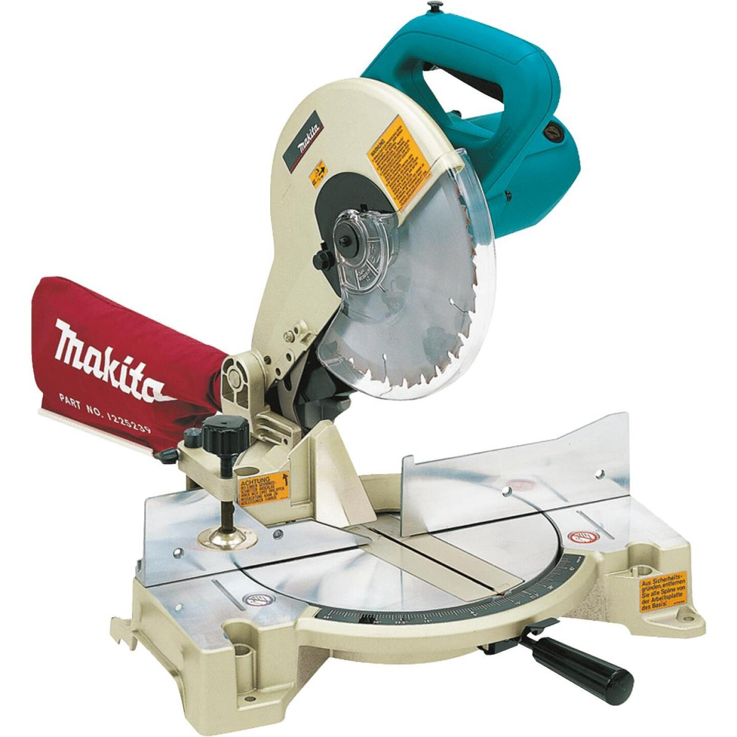 Makita 10 In. 15-Amp Compound Miter Saw Image 1