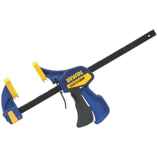 Irwin Quick-Grip 12 In. x 3-1/4 In. One-Hand Bar Clamp