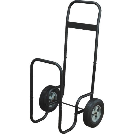 Home Impressions 21 In. W. x 40-1/2 In. H. Steel Log Cart
