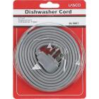 Lasco 6 Ft. 14/3 15A Dishwasher Cord Image 2