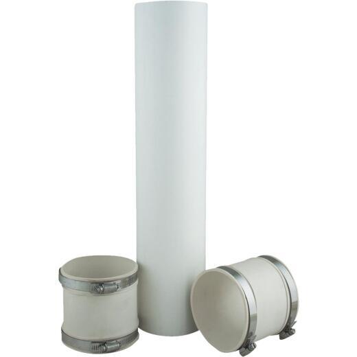 Upflush Toilet Discharge Extension Kit