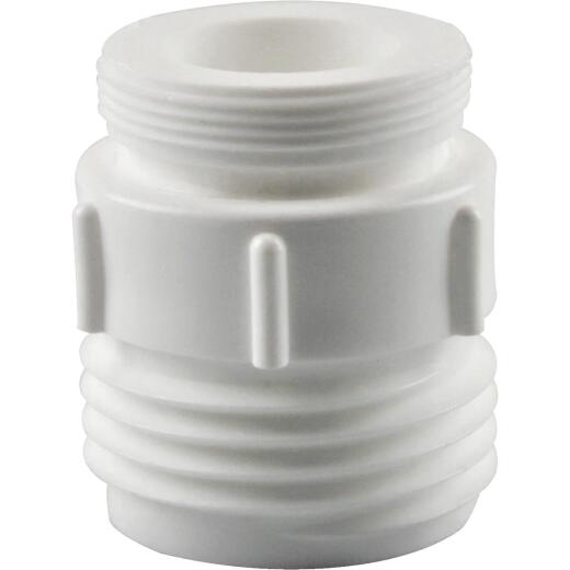 G. T. Water Female Faucet Adapter for Drain King, Plastic