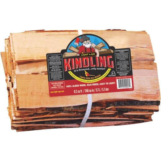 Light'n Go Kindling 0.2 Cu Ft. Fire Starter