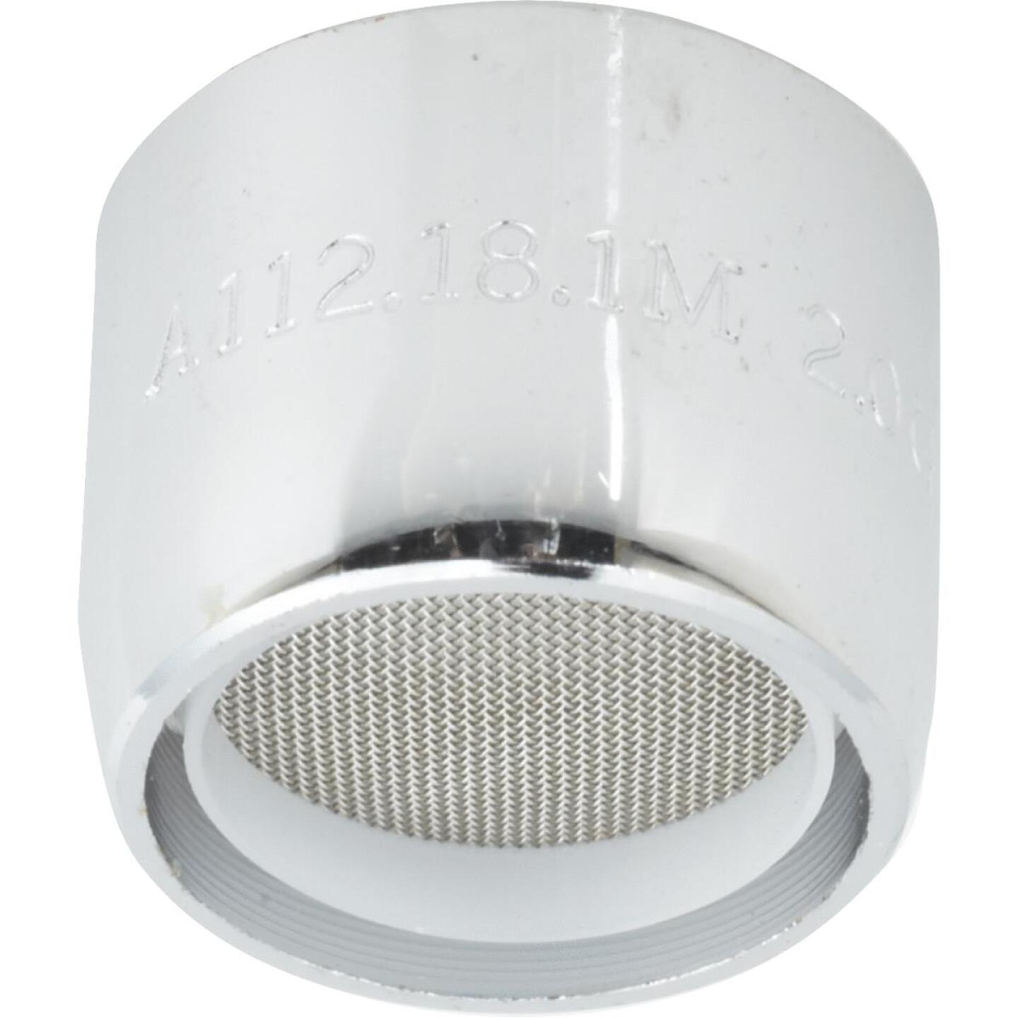 Do it 2.0 GPM Low Lead Water Saver Aerator, 3/4 In. Female Image 1