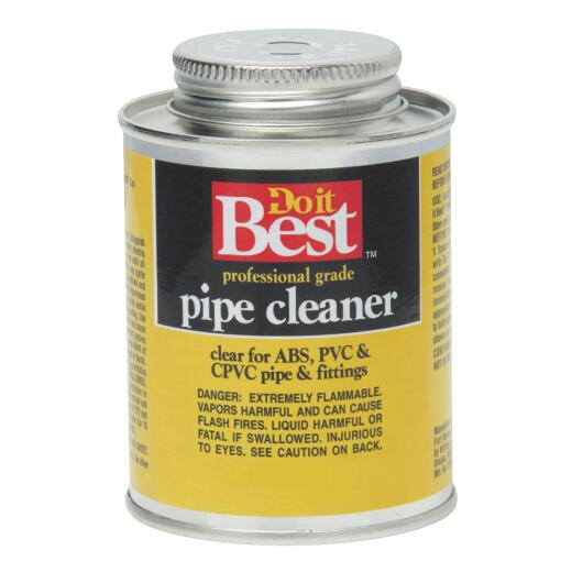 Do it Best 32 Oz. All-Purpose Pipe Clear PVC Cleaner