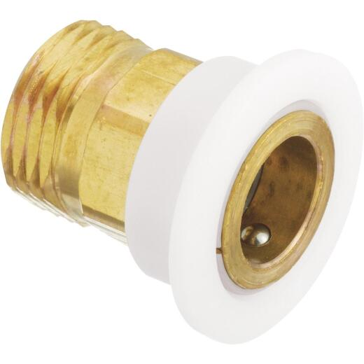 "Do it 3/4"" Male Snap On Hose Coupling Faucet Adapter"