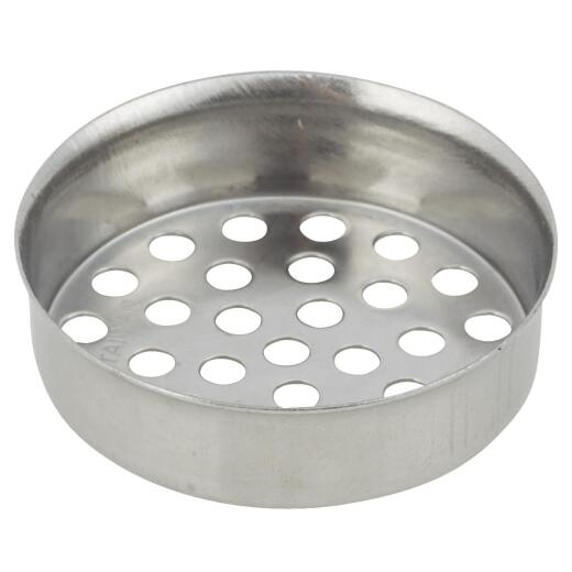 Do it 1-3/8 In. Removable Tub Drain Strainer with Chrome Plated Finish