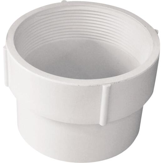 IPEX 4 In. Female PVC Sewer and Drain Adapter