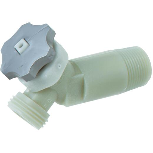 Reliance 2 In. Shank Water Heater Drain Valve