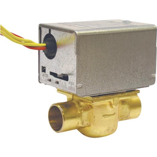 Honeywell 3/4 In. 24V Zone Valve