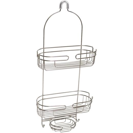 Zenith Stainless Steel 11-1/2 In. x 25-1/2 In. Shower Caddy