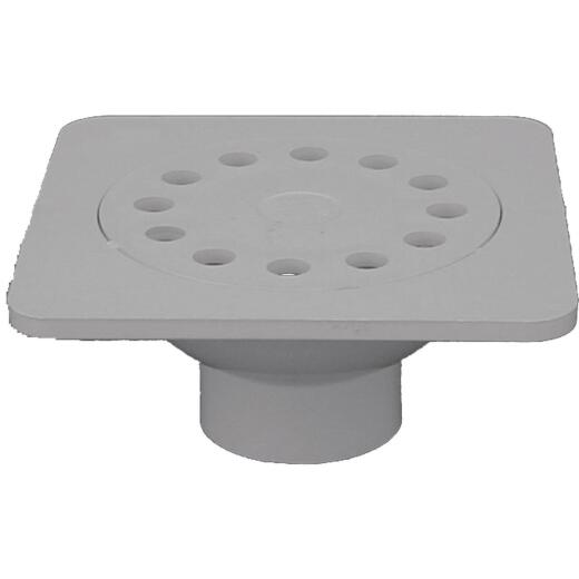 Genova 6 In. PVC Sewer and Drain Bell Trap