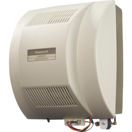 Honeywell Whole House Fan Powered Furnace Humidifier