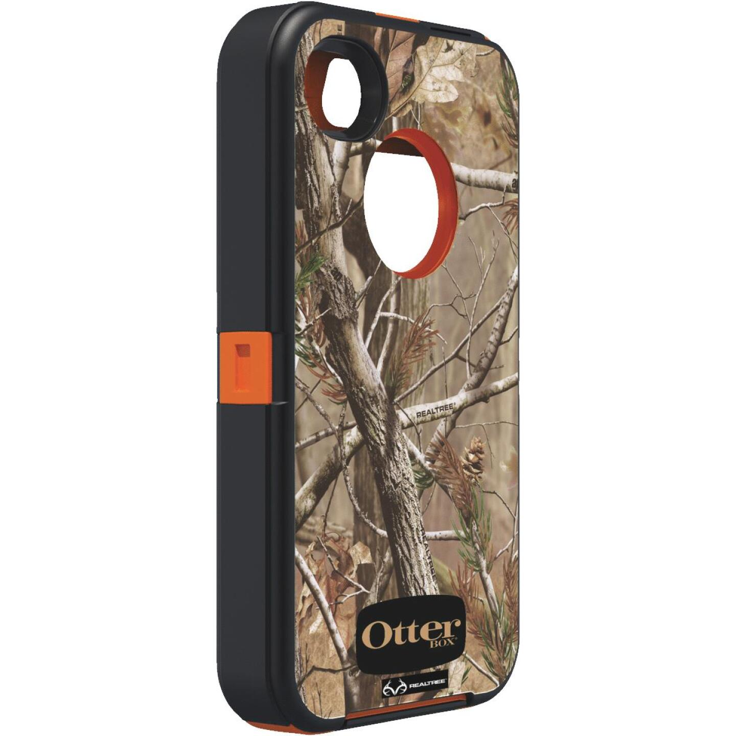 iPhone 4/4S Realtree Camo OtterBox Cell Phone Case Image 1