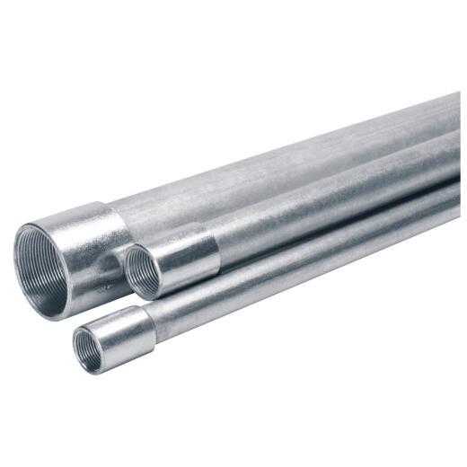 Allied Tube 1/2 In. x 10 Ft. Rigid (GRC) Metal Conduit