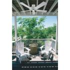 Hunter Sea Air Outdoor 52 In. White Ceiling Fan Image 2