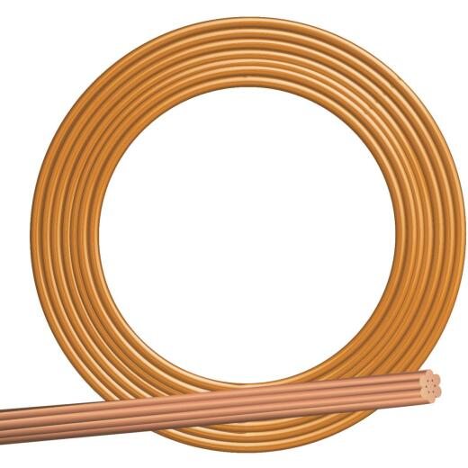 Southwire 200 Ft. 4AWG Solid Bare Ground Wire
