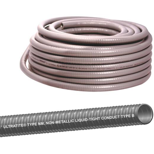 Southwire 1/2 In. x 100 Ft. Flexible Non-Metallic Liquid Tight Conduit