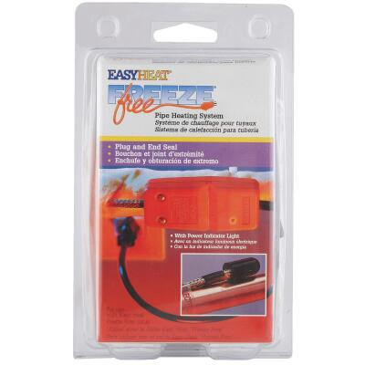 Easy Heat Freeze Free 30 In. 10A Plug Kit For Pipe Heating Cable