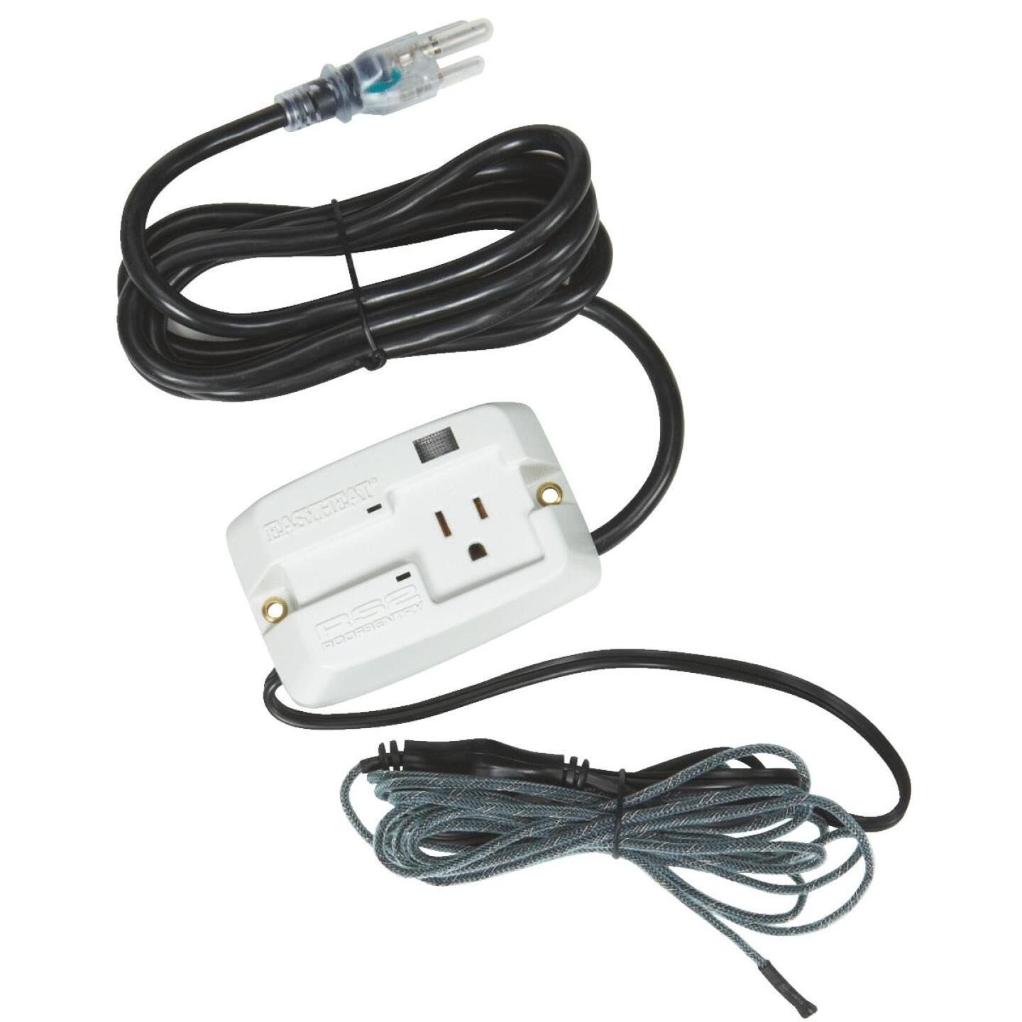 Easy Heat 1200W Roof De-Icing Heating Cable Control Image 1