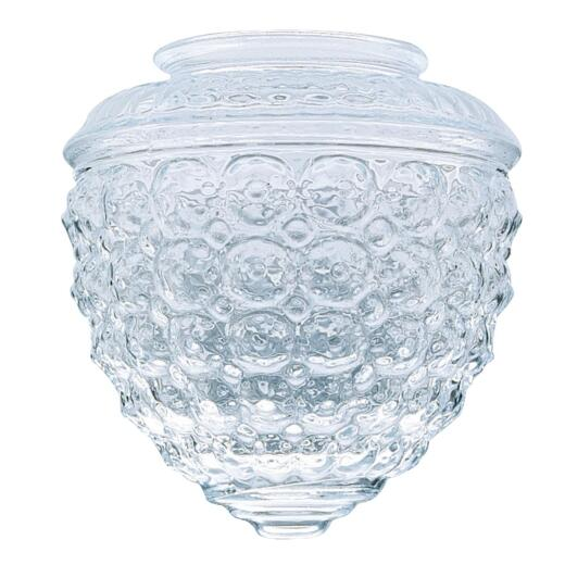 Westinghouse 5-3/4 In. Clear Glass Shade