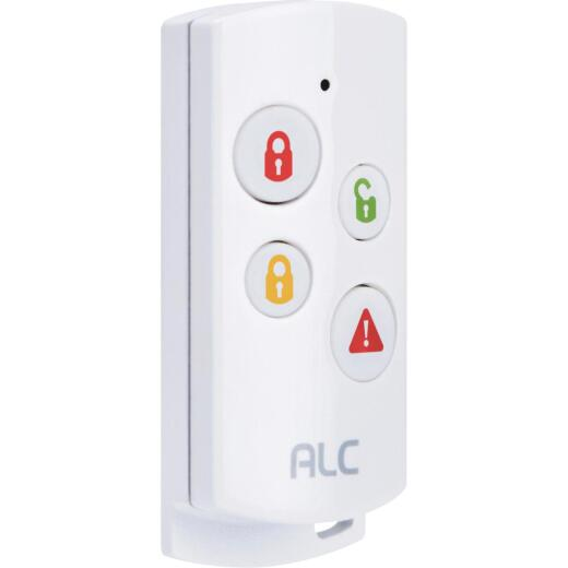 ALC Wireless Connect Plus Indoor White Security System Motion Sensor