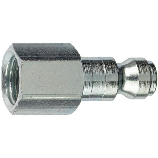 Forney Female 1/4 In. FTP x 3/8 In. Steel Plug
