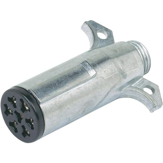 Hopkins 7-Round Trailer Side Connector