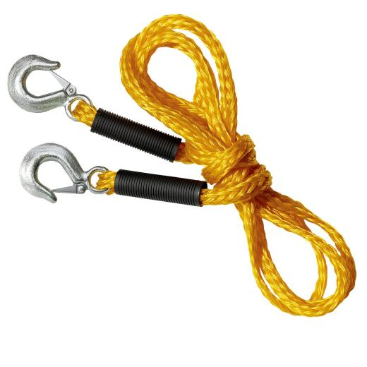 Erickson 2000 Lb. 1/2 In. x 14 Ft. Tow Rope