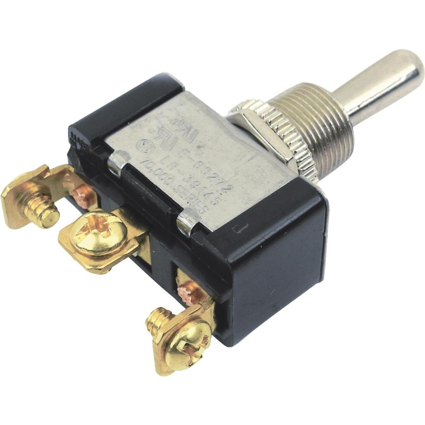Seachoice 3-Position 25A 12V Toggle Switch Image 1